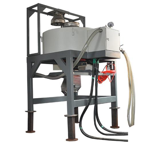 电磁铜管干粉机