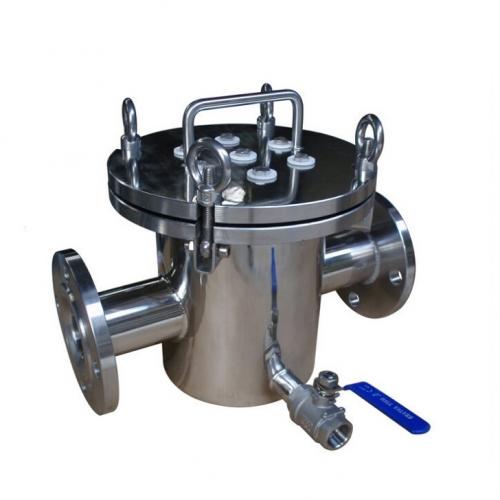 管道式浆料除铁器